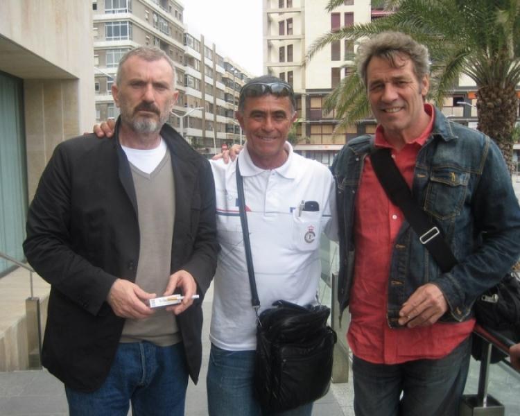 ANTONIO VALERO   Y  JOSE CONDE