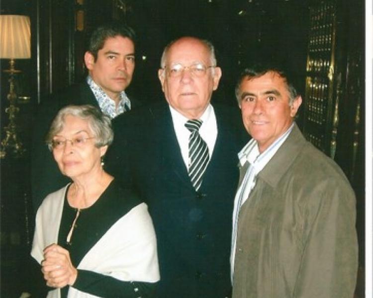 FAMILIA BORIS IZAGUIRRE